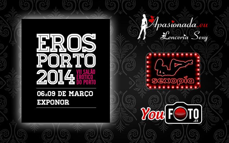 El equipo de Youfoto estará en el Erosporto, salón erótico de Oporto
